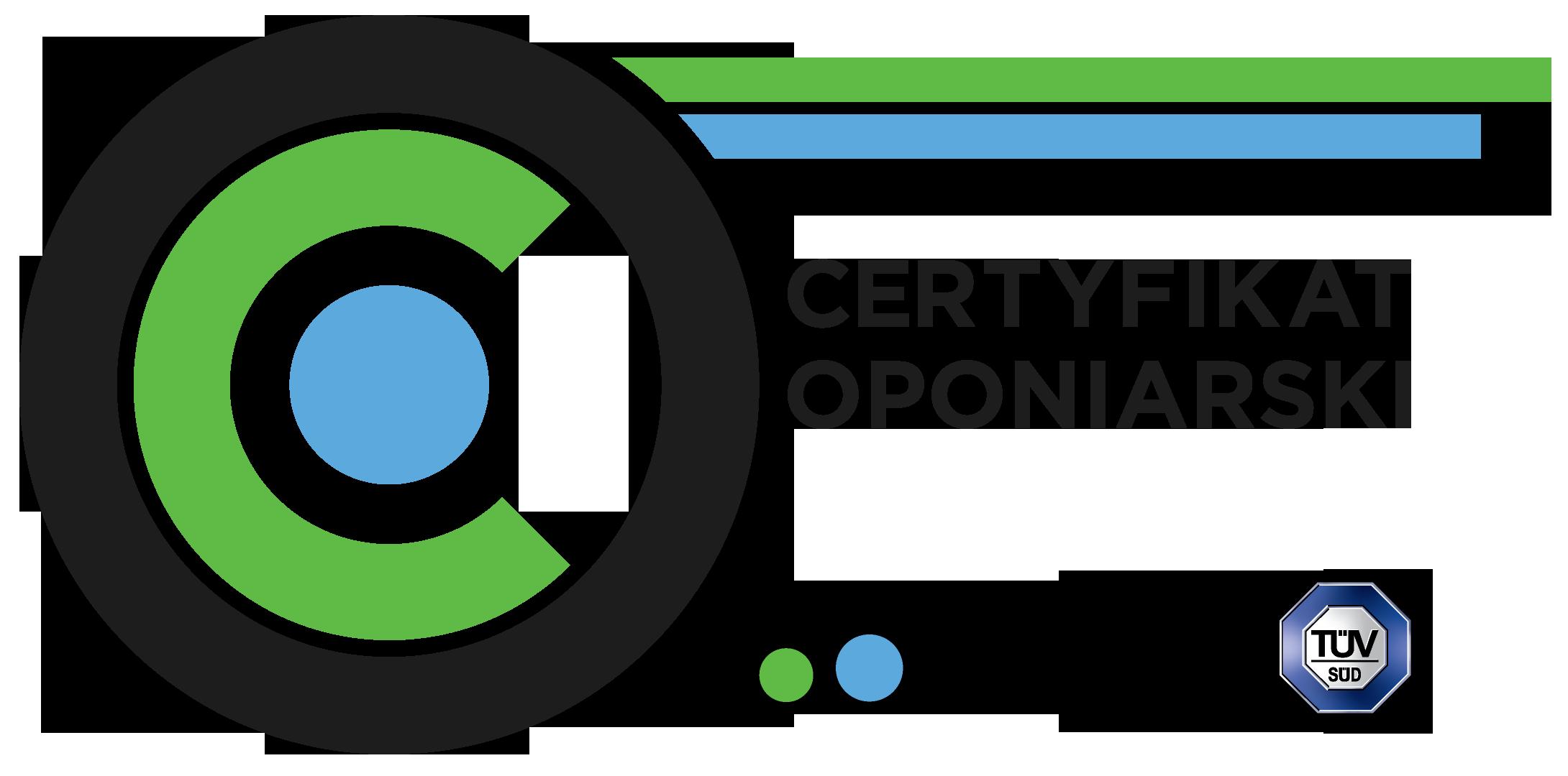 PZPO – Certyfikat Oponiarski